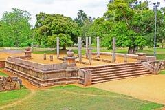 Jetavanaramaya Stupa, Sri Lanka UNESCO World Heritage Royalty Free Stock Image