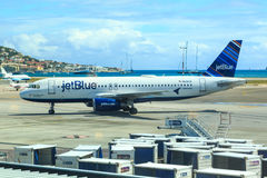 Jetblue Stock Photography