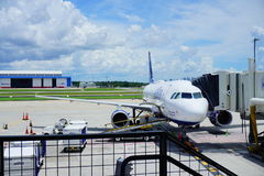 Jetblue airlines Royalty Free Stock Images