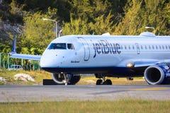 Jetblue jet Stock Photos