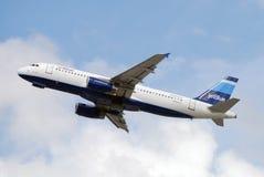 Jetblue passenger jet Stock Image