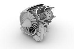 JetEngine Stock Images