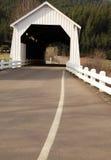 jetez un pont sur historique couvert Photo libre de droits