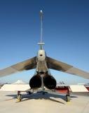 jetfighter οπισθοσκόπος Στοκ Εικόνες