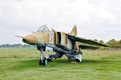 Jetfighter Mig-27. Stock Photography