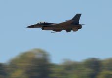 Jetfighter moderno Fotografia Stock Libera da Diritti