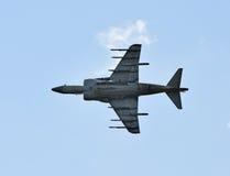 Jetfighter silhouette Stock Photo