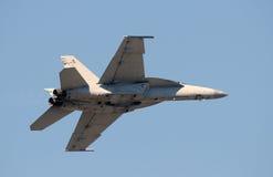 Jetfighter veloce Fotografia Stock Libera da Diritti