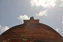 Jethawanaramaya - Σρι Λάνκα, Anuradhapura στοκ φωτογραφία με δικαίωμα ελεύθερης χρήσης
