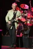 Jethro Tull Wykonuje w koncercie obrazy stock