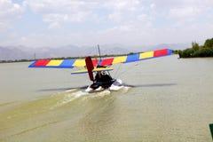 JetLev-vlieger Royalty-vrije Stock Foto's