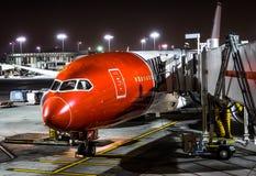 jetliner imagens de stock