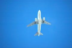 Jetplane Royalty-vrije Stock Afbeeldingen