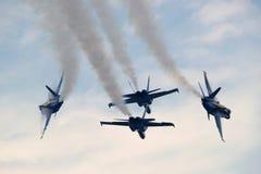 Jets 1 Foto de archivo libre de regalías