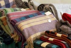 Jets de laine Photo libre de droits