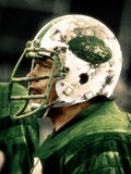 Jets John Riggins Of The News York Lizenzfreie Stockfotos