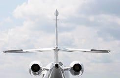 Jets From Rear Royalty Free Stock Photos