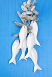 Jetsam maritime decoration Royalty Free Stock Images