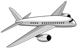 Jetsflugwesen Stockbilder