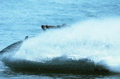 jetski διασκέδασης Στοκ Φωτογραφίες