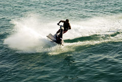 Jetski Royalty Free Stock Image