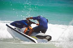 Jetski Royalty Free Stock Images