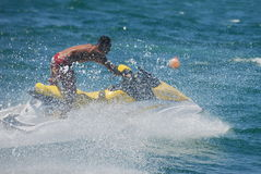 Jetski Royalty Free Stock Photo