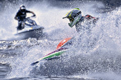 Jetski Royalty Free Stock Photos