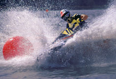 Jetski Royalty Free Stock Photography
