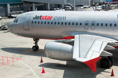 Jetstar Airbus A330 Stock Photo