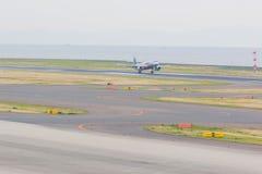 Jetstar Airways no aeroporto internacional Japão de Chubu Centrair imagem de stock