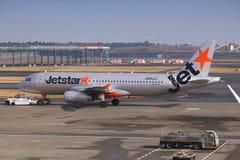 Jetstar Japão Imagem de Stock