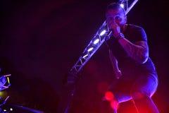 Jetstream в концерте Стоковые Изображения RF