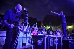 Jetstream в концерте Стоковые Фотографии RF