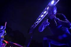 Jetstream в концерте Стоковая Фотография