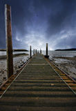The jetty Stock Image