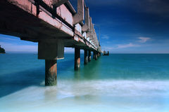The Jetty Royalty Free Stock Image
