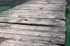 Jetty Detail Royalty Free Stock Images