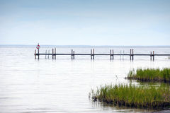 Jetty Royalty Free Stock Photo