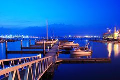 jetty Penang Obraz Stock