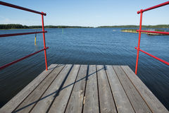 Jetty Royalty Free Stock Photography