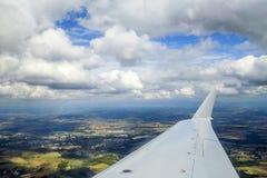 Jetvleugel Royalty-vrije Stock Foto