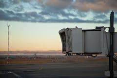 Jetway Stock Image