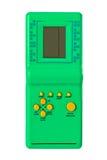 Jeu électronique de tetris image stock