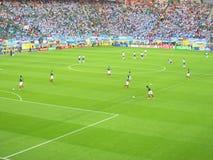 Jeu 2006 de coupe du monde de l'Allemagne Photo stock
