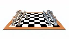Jeu d'échecs Images libres de droits