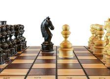 Jeu d'échecs Photos libres de droits