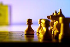 Jeu d'échecs Photographie stock libre de droits