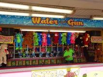 Jeu d'arme à feu d'eau Images stock