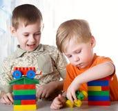 jeu d'enfant photos stock
